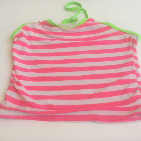 George Other - Girl's George swimsuit top large